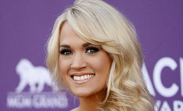Carrie Underwood vows to set a good example as she pursues UK fame