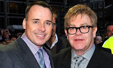 David Furnish: More celebrities should come out and be gay role models