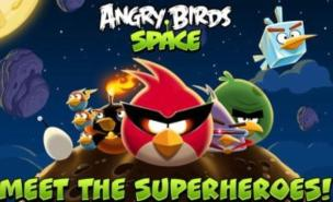 Angry Birds space has proved a hit with fans of the game, hitting 50m downloads in just 35 days