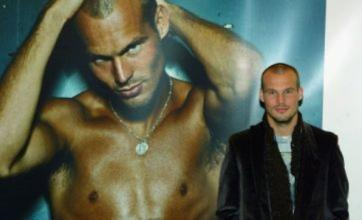 Freddie Ljungberg: Calvin Klein advert made my nightclub life hell