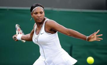 Serena Williams' first rap single takes Twitter by storm