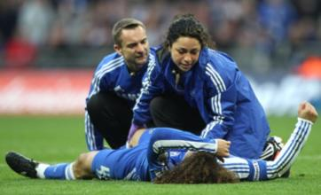 David Luiz and Gary Cahill struggling to make Champions League final