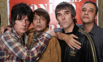 The Stone Roses have recorded 'three or four' new songs