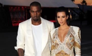 Jealous Kim Kardashian 'bans Rihanna from Kanye West's dressing room'