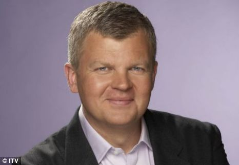 Where's our money? Viewers call on ITV presenter Adrian Chiles to pay up after 'fiver' quip
