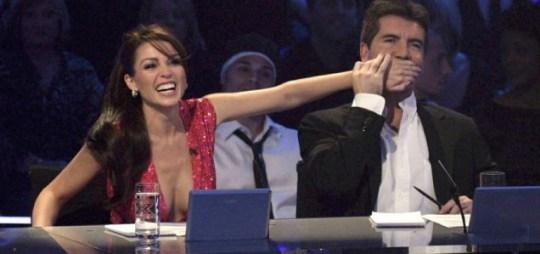 Dannii Minogue Simon Cowell X Factor affair
