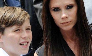 Victoria Beckham admits she once left Brooklyn behind on school run