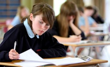 GCSE and A-level exam standards have 'slipped in 10 years'