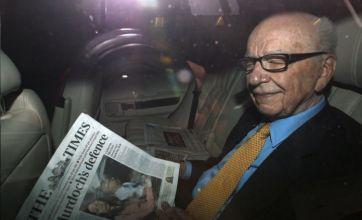 Phone hacking: Rupert Murdoch tries to rally newspaper staff