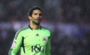 Time for Bristol City goalkeeper David James to leave Robins' nest