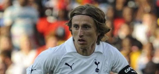 Luka Modric, Tottenham