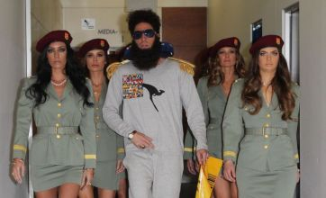 Sacha Baron Cohen's The Dictator banned from BBC TV and radio shows