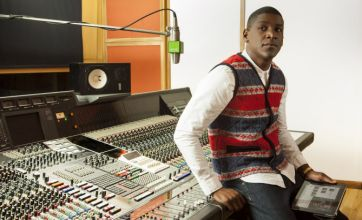 Labrinth: Simon Cowell might be my boss but his show The X Factor is s***
