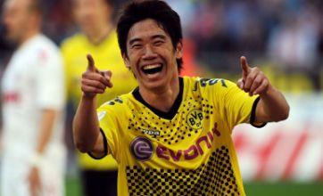 Man United put on alert after Borussia Dortmund issue Kagawa ultimatum