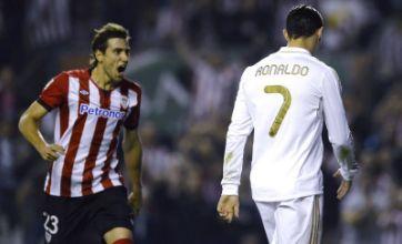 Cristiano Ronaldo celebrates La Liga title by insulting Javi Martinez