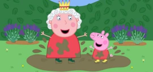 Diamond Jubilee, Peppa Pig