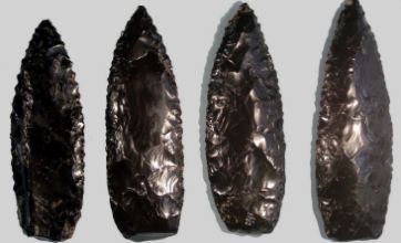 Human sacrifices proved by skin found on 2,000-year-old daggers