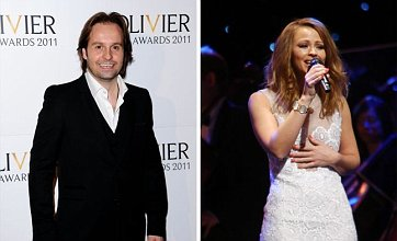 Kimberley Walsh to duet with Alfie Boe for Team GB's single One Vision