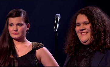 Jonathan and Charlotte wow at Britain's Got Talent semi-finals