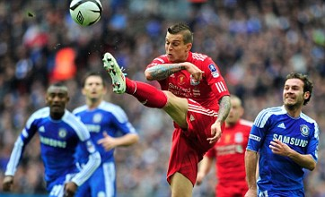 Daniel Agger eager to eradicate Blue FA Cup final memories at Anfield
