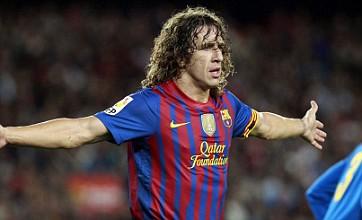 Carles Puyol knee op makes Spain Euro 2012 selection 'impossible'
