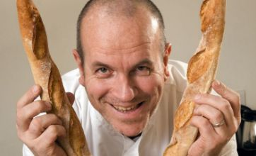 Walk a mile in his choux with Richard Bertinet's foolproof Pastry cookbook