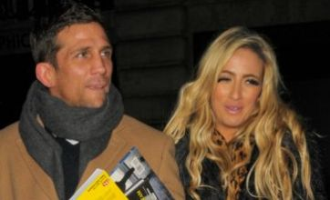 Chantelle Houghton: I'm worried row reports will tear Alex Reid and I apart