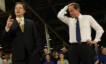 'Fired-up' David Cameron and Nick Clegg renew coalition vows