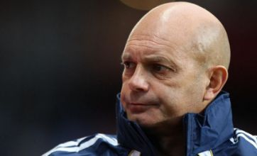 Former Chelsea star Ray Wilkins charged with drink-driving