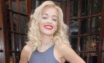 Rita Ora in tight rubber dress: Dare to wear?