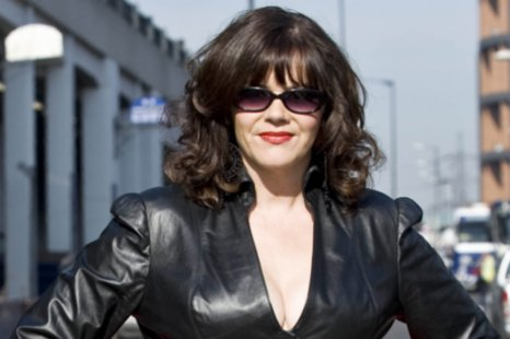 josie lawrence as delilah