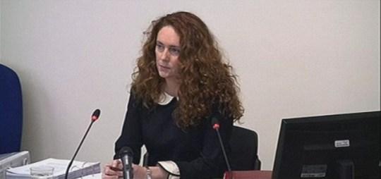 Rebekah Brooks, Leveson Inquiry