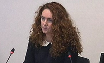 Leveson Inquiry: Rebekah Brooks confirms David Cameron's message of support