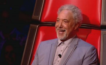 Tom Jones: If I were a contestant on The Voice, I'd have will.i.am as a coach