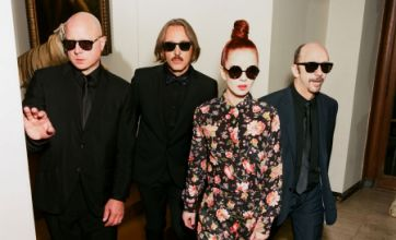 Garbage offer outsider anthems on Not Your Kind Of People