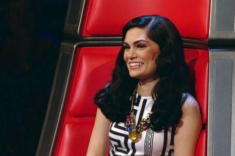 Jessie J Tyler James The Voice UK