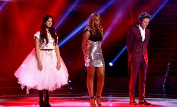 Frances, Joelle, Adam and Matt and Sueleen exit The Voice UK