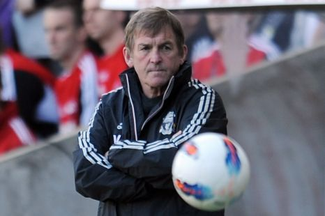 Kenny Dalglish, Liverpool.