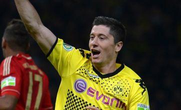 Man United 'interested' in Borussia Dortmund's Robert Lewandowski