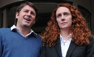 'Baffled' Rebekah Brooks hits out at phone-hacking charges