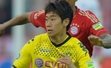 Borussia Dortmund's Shinji Kagawa confirms talks with Alex Ferguson