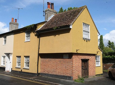 The haunted house in St Osyth