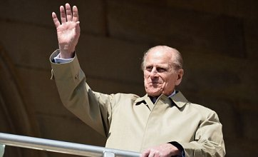 Prince Philip on jubilee tour: 'I would get arrested if I unzipped that dress'
