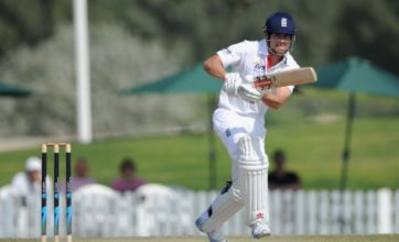 Alistair Cook: Fresh start a perfect way to banish the winter blues