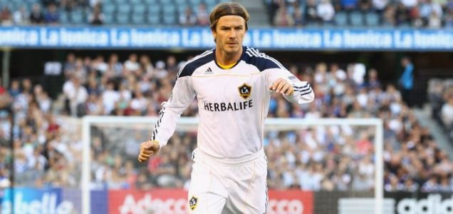David Beckham, Olympics.