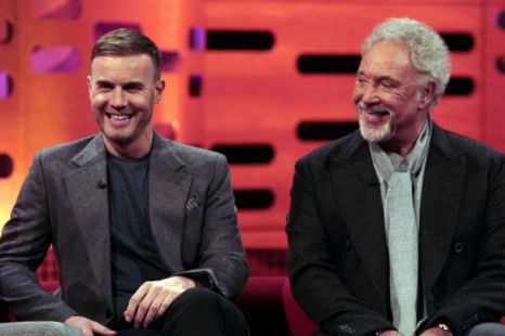 Gary and Tom