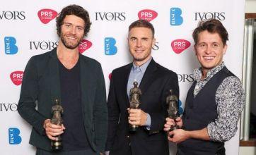 Adele, Ed Sheeran, Take That and Lana Del Rey win Ivor Novello Awards