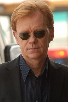 Televsion programme, 'CSI:Miami' David Caruso
