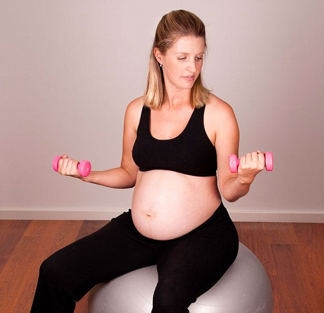 Pregnancy health diet exercise