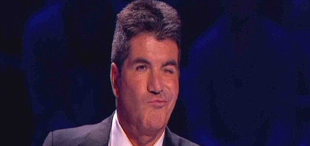 Simon Cowell The X Factor ITV